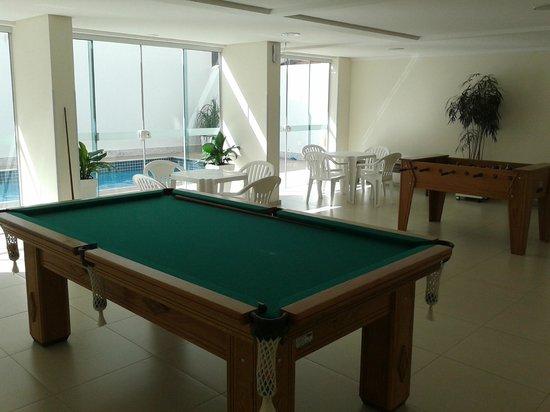 Varadero Palace Hotel: Sala de jogos
