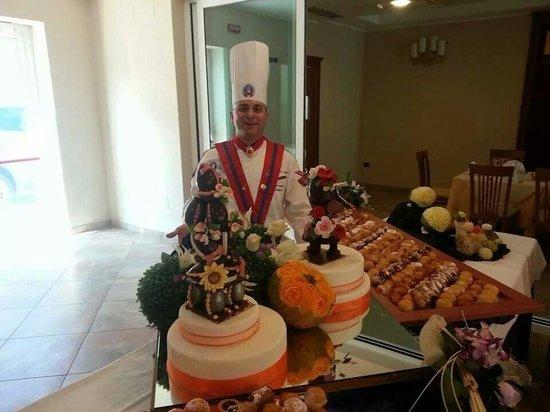 Hotel Jole: Buffet di Pasqua 2014