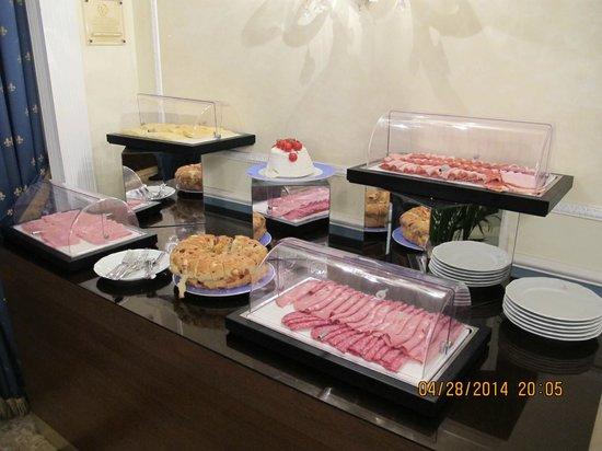 Quirinale Hotel: Breakfast