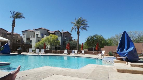 Cibola Vista : Adult Pool Area
