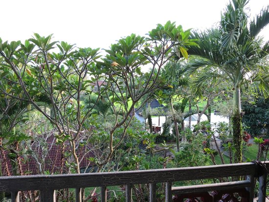 Room 302 View From Balcony Picture Of Cendana Resort