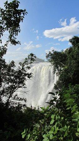 AVANI Victoria Falls Resort: Victory falls