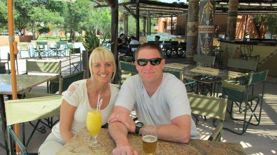 AVANI Victoria Falls Resort : Bar