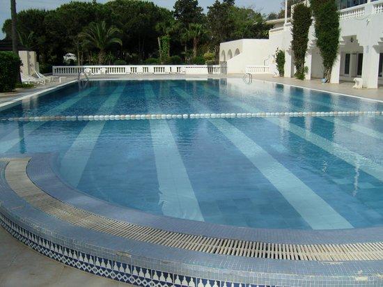Hotel Movie Gate: piscine