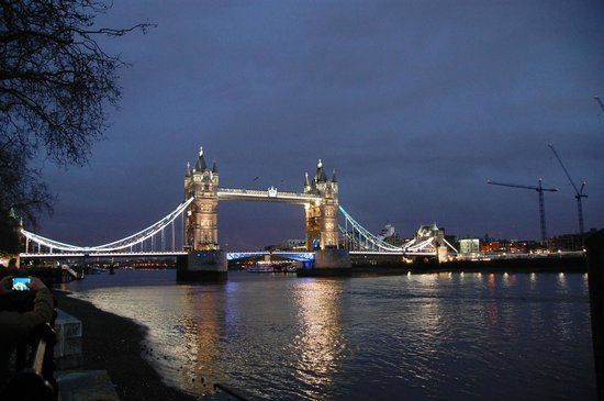 Puente Tower Bridge: tower bridge