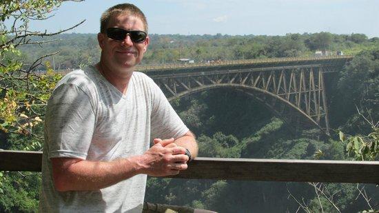 AVANI Victoria Falls Resort: Falls