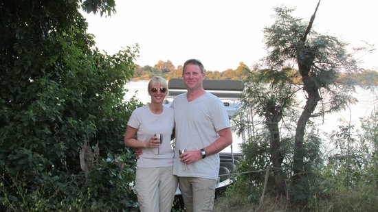 AVANI Victoria Falls Resort: River cruise