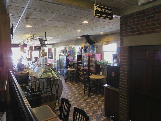 inside cafe 360