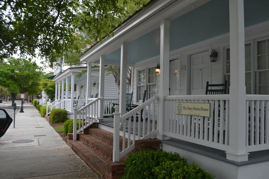 The Beaufort Inn: The Port Republic Cottages (2 suites per cottage)