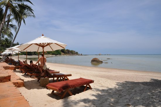 Renaissance Koh Samui Resort & Spa : piscina spiaggia
