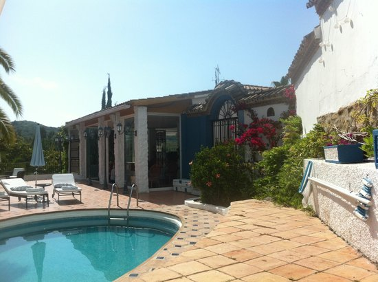 Jardines De La Reina Boutique Bed & Breakfast : swimmingpool