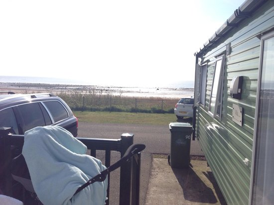 Parkdean - Southerness Holiday Park: Seaview findhorn caravan