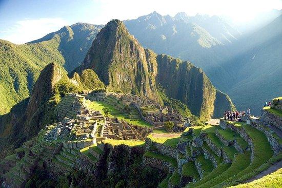Marlon's House Cusco-Peru: Machupicchu Full Day wint Marlon's Travel