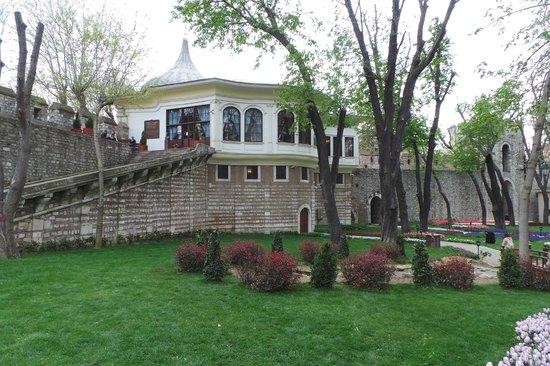 Gulhane Park: парк Гюльхане