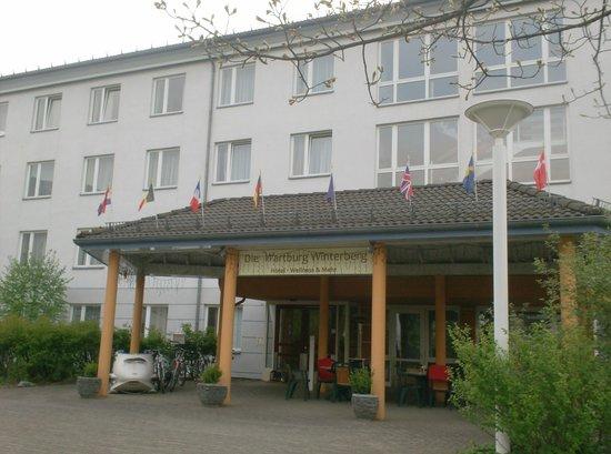 Hotel Wartburg Winterberg: het hotel