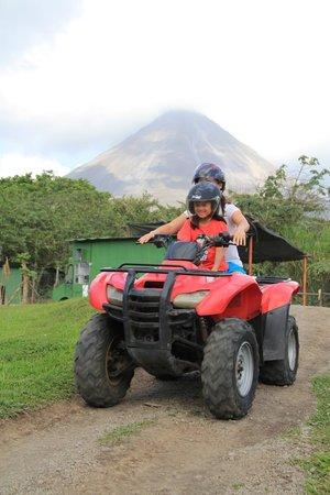 Original Arenal ATV : Enjoy safety