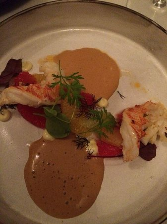 The Roundhouse Restaurant: Crayfish