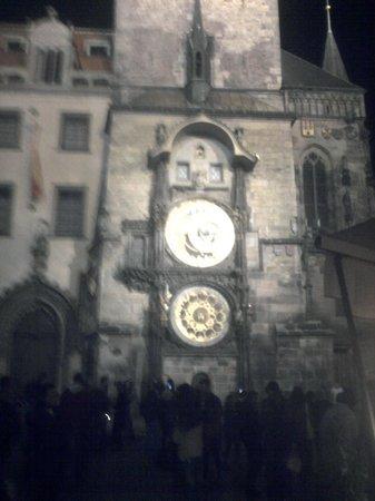 Altstäter Ring: Orloj