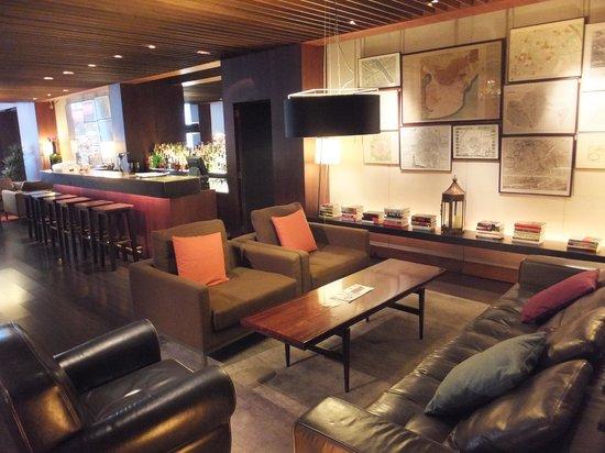 Hotel Regina Barcelona: Salon de l'Hôtel