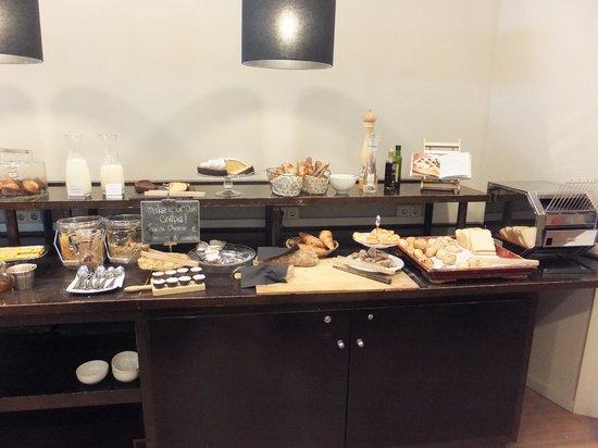 Hotel Regina Barcelona: Petit déjeuner