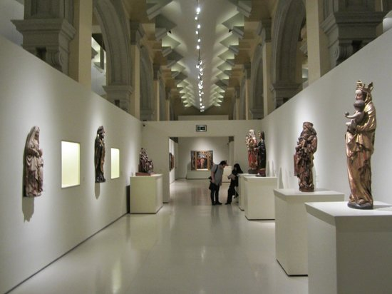 Museu Nacional d'Art de Catalunya - MNAC: Impressive collection