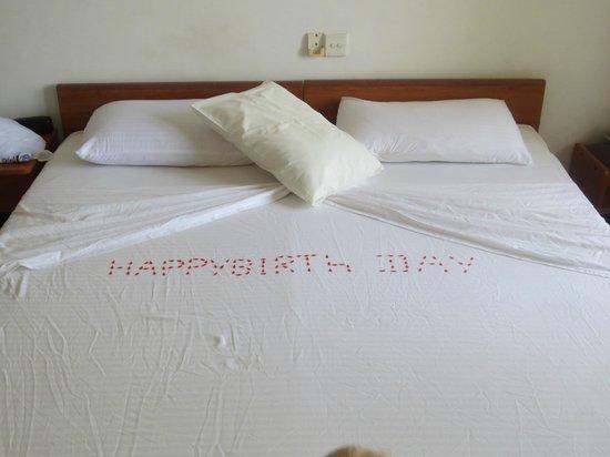 Riverside Inn Fuji Bentota : pour mon anniversaire