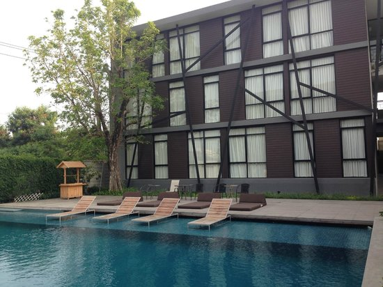 Vismaya Suvarnabhumi Resort: Swimming pool
