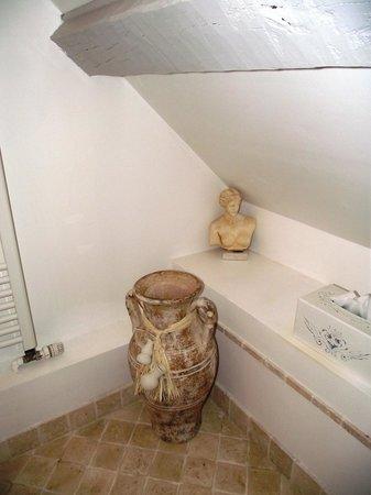 L'Intemporelle : dans la salle de bain