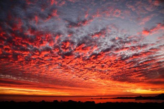 Klokkiebosch Guest House: Amazing sunsets