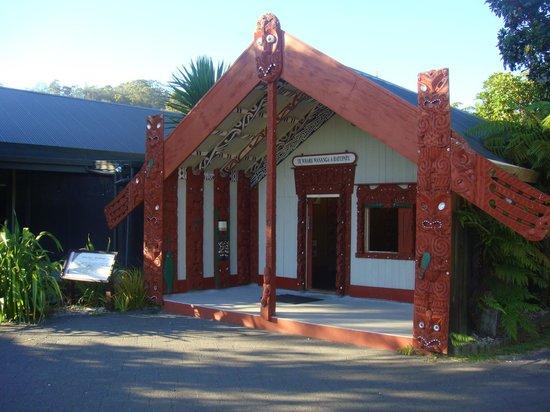 Te Puia: museum