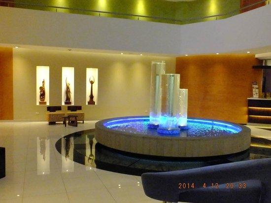 Mercure Hotel Alameda: Lobby