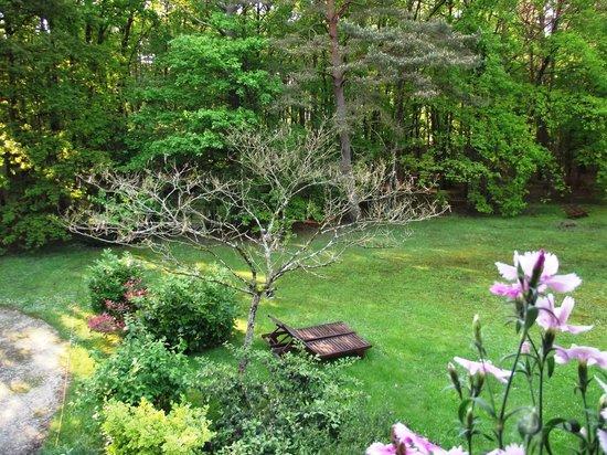 Chambres d'hôtes l'Intemporelle : depuis notre fenêtre