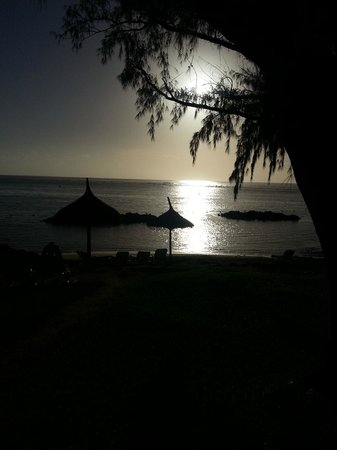 Canonnier Beachcomber Golf Resort & Spa : la plage
