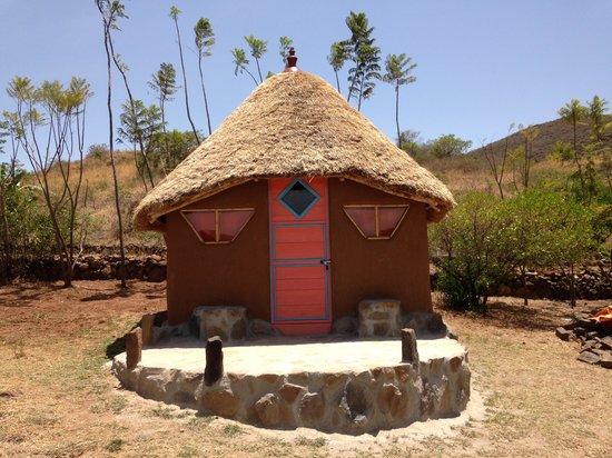 Tim & Kim Village : Mud Hut (Budget Accommodation)