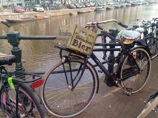 Jordaan: bici e canali