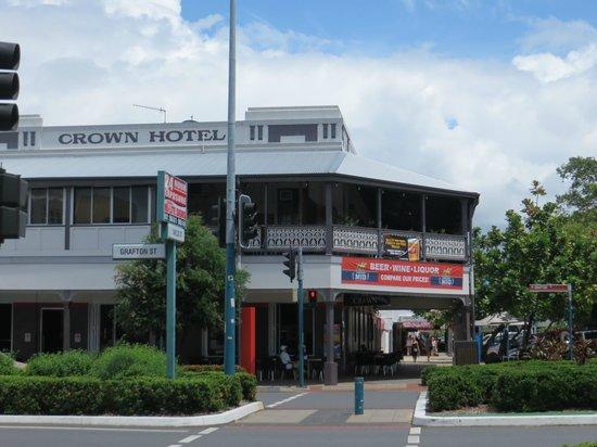 The Crown Pub: visto da fuori