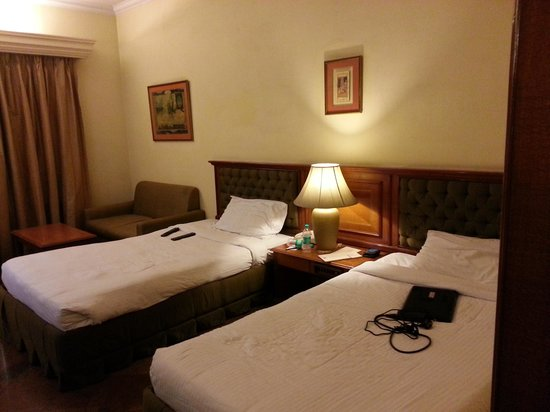 Hotel Marina : deluxe room