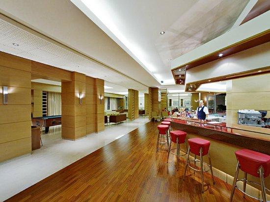 Athineon Hotel: Lounge Cafe Bar