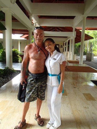 Paradisus Punta Cana Resort: Bella Maria Rivera