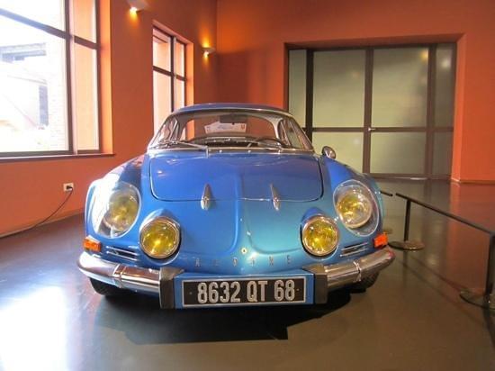 Cité de l'Automobile - Collection Schlumpf: Renault Alpine