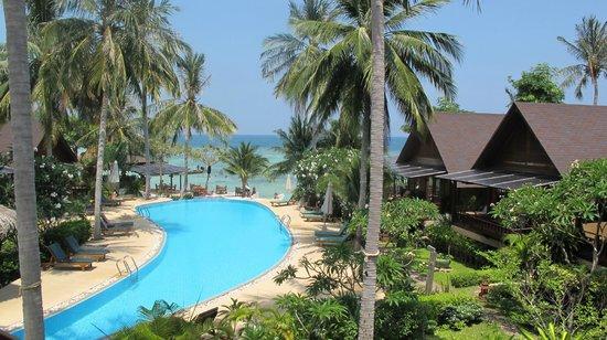 Green Papaya Resort: the Pool