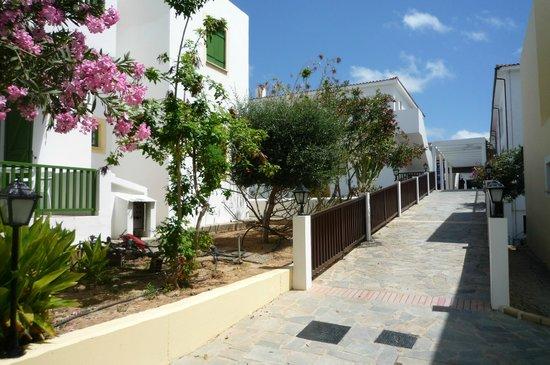 Kefalos Beach Tourist Village: Pathway 2