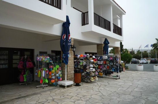 Kefalos Beach Tourist Village: Hotels supermarket