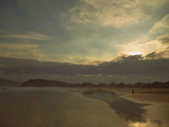 Geriba Beach : Atardecer en Geribá