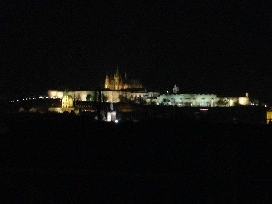 Hostel Downtown: praha castle view