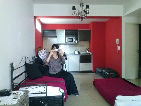 Apartamentos Gurruchagas Plaza: Depto 4 personas Gurruchaga Plaza