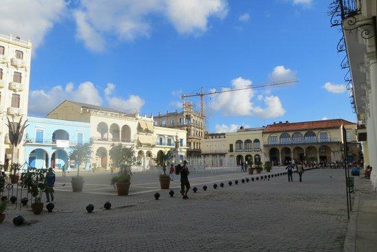Place Vieille (Plaza Vieja) : Plaza Vieja