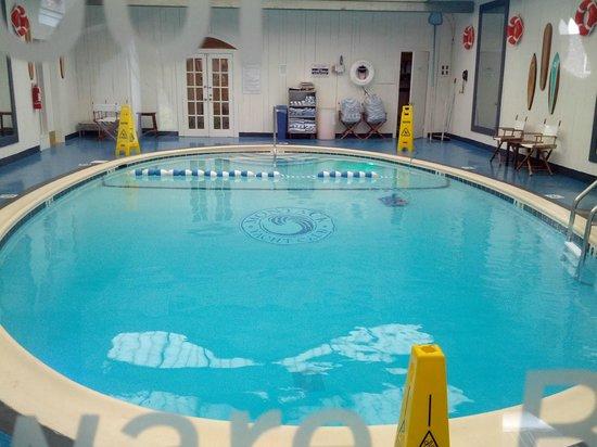 Montauk Yacht Club Resort & Marina: piscine intérieure