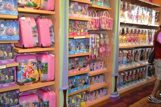 Disney Springs: Loja da Disney