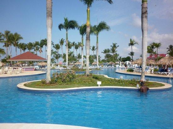 Grand Bahia Principe La Romana : Piscine de L'Hôtel